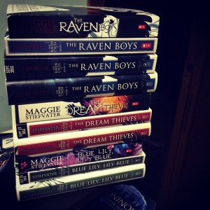 the Raven Cycle collection edition