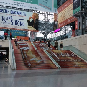 A BEA Day Two Recap: The Day I Woke Up Mighty Early + Giveaway