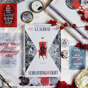 Let's Speculate: Bookish Goodies