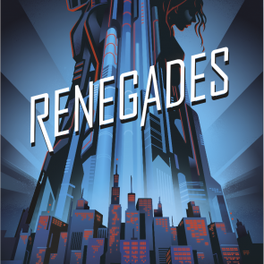 Mini-Book Review: Renegades & My New Crush Gave to Me
