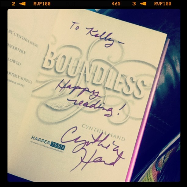 Boundless Cynthia Hand Ebook